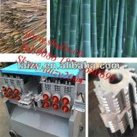 Quality bamboo slicing machine in good quality for sale