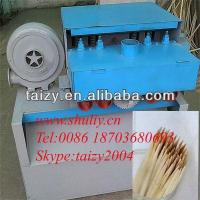 Quality bamboo toothpick making line for sale