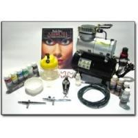 Buy cheap Gold Canvass Airbrush Kit from wholesalers