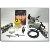 Buy cheap Silver Canvass Airbrush Kit from wholesalers