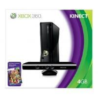 Xbox 360 4GB Console with KinectModel #