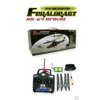 Quality AH-64 Apache RTF 4 CH Electric RC Helicopter for sale