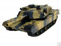 Quality 1/24 M1A2 Airsoft RC Battle Tank for sale