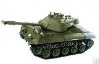 China Airsoft US M41A3 Walker Bulldog RC Battle Tank on sale