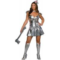 Buy cheap Plus Size Tin Woman Costume from wholesalers