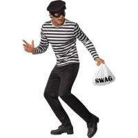 Quality Bank Robber Costume for sale