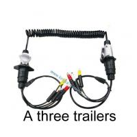 8 pin male wire harness with 8 Pin Round Trailer Plug Adapter on 2154638 Standard Motor Products Wheel Speed Sensor together with Testing The Icm 1 in addition 1478726 Holley Bosch Sensor further Trailer Hitch Wiring Diagram additionally Stanley Wire Harness.
