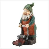 Buy cheap LAWN MOWING GARDEN GNOME from wholesalers