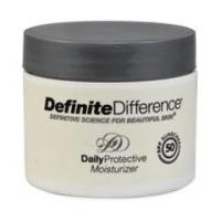 Definite Difference Daily Protective Moisturizer with SPF 50