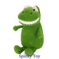 Quality Plush &Stuffed Toy Smiling Toothy Plush Toy - Frog for sale