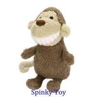 Quality Plush &Stuffed Toy Smiling Toothy Plush Toy - Monkey for sale