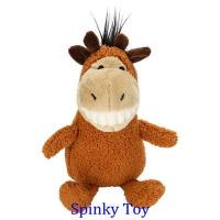 Quality Plush &Stuffed Toy Smiling Toothy Plush Toy - Giraffe for sale