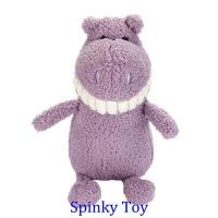 Quality Plush &Stuffed Toy Smiling Toothy Plush Toy - Hippo for sale