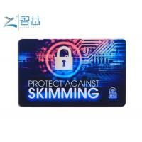 Quality Secure Card Protect RFID Blocking Credit and Debit Card Protector for sale