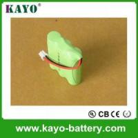 Quality 3.6v 300mah Rechargeable Nimh Battery Pack 2/3aaa for sale