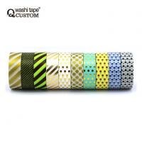 Buy cheap Gold Stripe Washi Tape from wholesalers