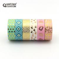 Buy cheap Washi Paper Masking Tape from wholesalers