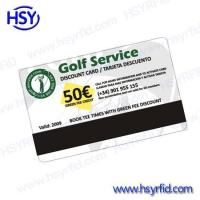 Quality Smart Card Smart Blank Magnetic Card for sale