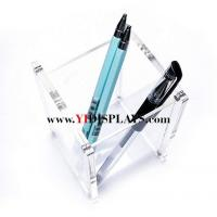 Buy cheap Square pen holder with photo f from wholesalers