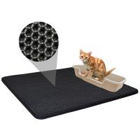 Quality Double layer EVA cat litter mat for sale