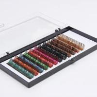 Buy cheap EXTENSIONS LASHES COLOR LASHES from wholesalers