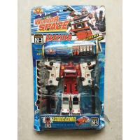 China Domestic old D Transformers robot toy combination on sale