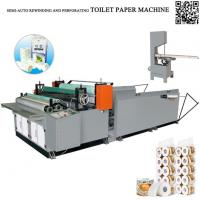 Quality Toilet Paper Roll Machine for sale