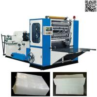 Quality 6 Lines N Fold Hand Towel Tissue Paper Making Machine for sale