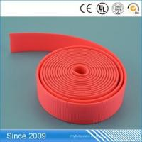 China Hot Sale PVC Versatile Hose Equipment And Seat Belt Coated Polyester Webbing Rolls on sale