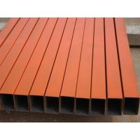 Quality ASTM A500 Hollow Structural Section Square & Rectangular Steel Pipes Steel Pipe for sale