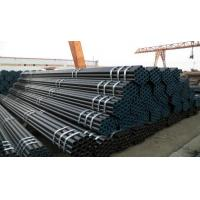 Quality BS EN10219 S355JRH ERW Structure Steel Pipes Steel Pipe for sale