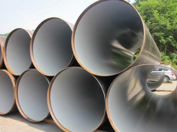 Buy ASTM A572 GR.50 LSAW Steel Pipes Steel Pipe at wholesale prices