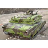 China Inflatable Battle Tanks on sale