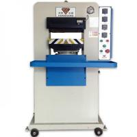 Quality 40 tons 300x300mm Hydraulic Leather Shoe Embossing Machine for sale