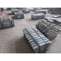 Buy cheap Ball Mill Lining Plate-Chromium alloy from wholesalers