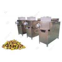 Quality Pistachio Nuts Cutting Machine for sale