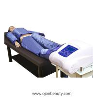 Buy cheap LCD screen 3 in 1 Far infrared+pressotherapy+ Electro Muscle Stimulation slimming machine from wholesalers