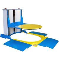 Buy cheap EZO-25E and EZO-25E-3S Low Profile Positioner with Pallet Truck Accessibility from wholesalers