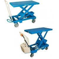 Buy cheap MobiLift BX and BXB Series Electric-Hydraulic Scissor Lift Tables from wholesalers