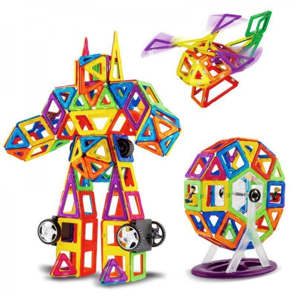 Buy Xiangtat Mini Magnetic Blocks Magnetic Designer Building Construction Toys at wholesale prices