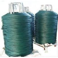 Quality Chain Link Fence PVC Coated Galvanized Wire With Jumbo Coil 380-550N/mm2 for sale