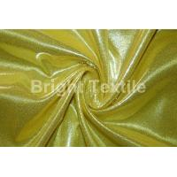 Buy cheap GARMENT FABRIC foil printed jersey from wholesalers
