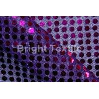 Buy cheap GARMENT FABRIC sequin printed jersey from wholesalers