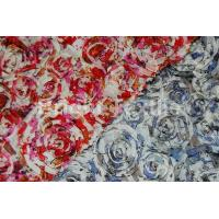 Buy cheap GARMENT FABRIC tape embroidery from wholesalers