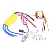 Quality Xiangtat A2212 1000kv Outrunner Brushless Motor + 30a ESC Electric Speed Controller Set for sale