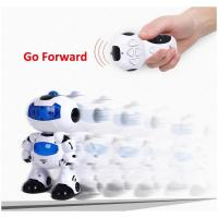 Quality Amazing New Kids Robot Toy with Light and Music for sale