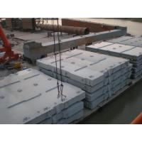 Buy Ship's steel structure Pontoon type at wholesale prices
